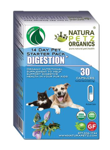 Digestion Starter Pack for Cats and Dogs