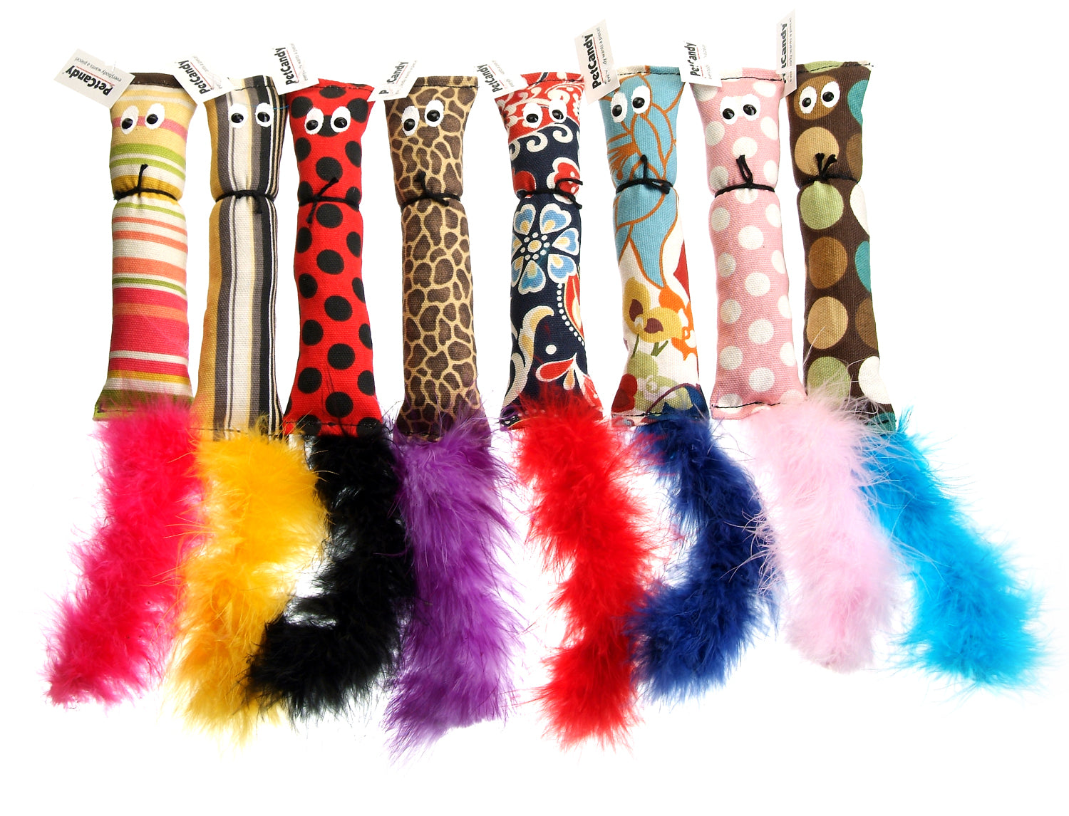 PetCandy - Squirrel Cat Toys