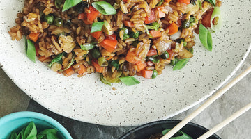 Ginger Fried Rice GF/V