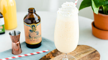 Citrus-Passion Creamsicle Slush