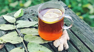 Spicy Ginger Black Tea