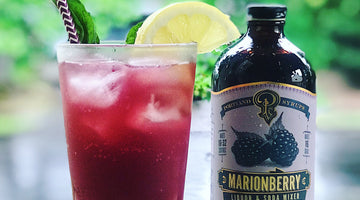 Marionberry Lemonade
