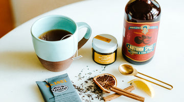 Black Tea Hot Toddy