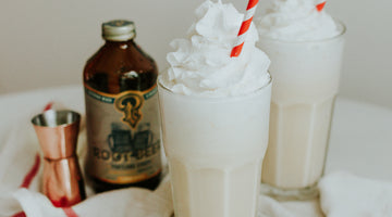 Kid-Friendly Root Beer Shake