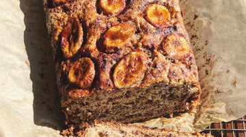 Root Beer Banana Bread