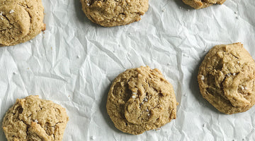 Barrel Aged Peanut Butter Cookies