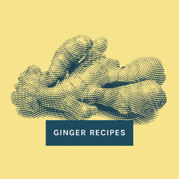 Portland Syrups Ginger Recipes
