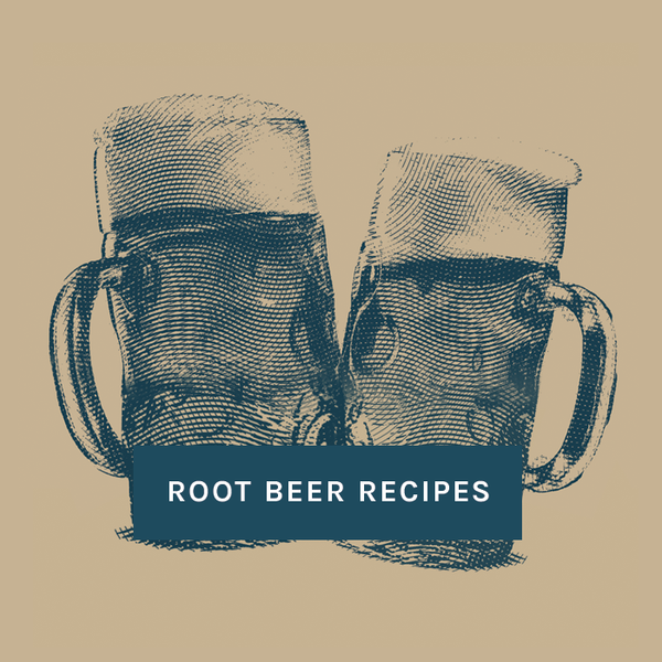 Portland Syrups Root Beer Recipes