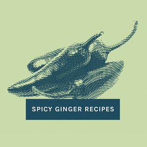 Portland Syrups Spicy Ginger Recipes