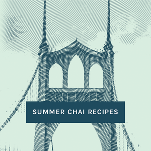 Portland Syrups Summer Chai Recipes