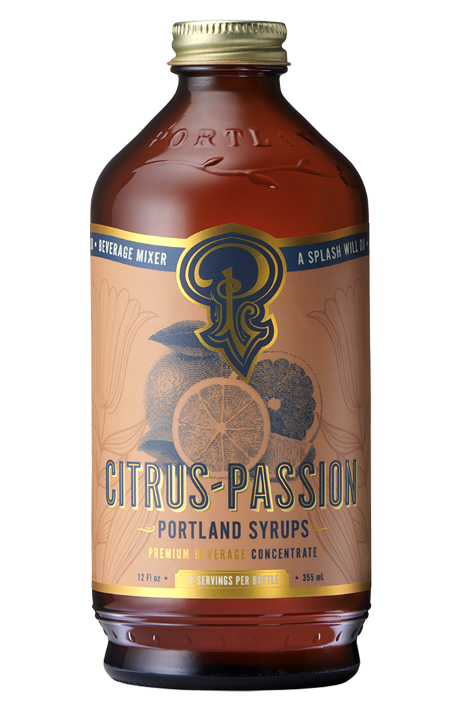 Citrus-Passion Syrup