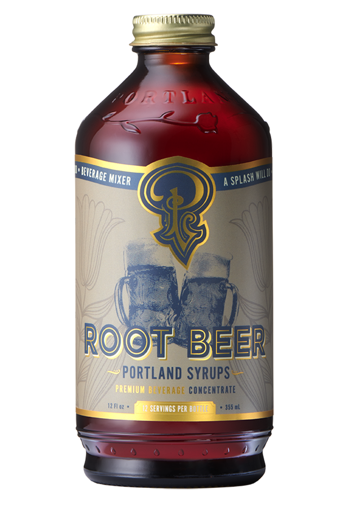 Genuine Root Beer Syrup