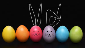Healthy and Weightless Easter in Consciousness: See Tips