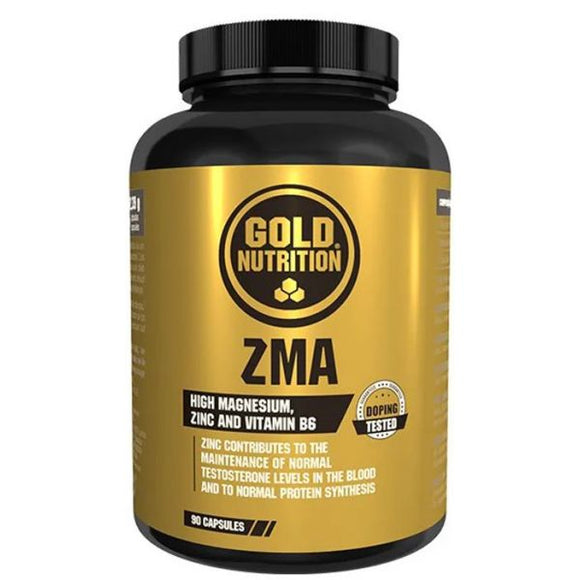 ZMA 90 cápsulas - GoldNutrition