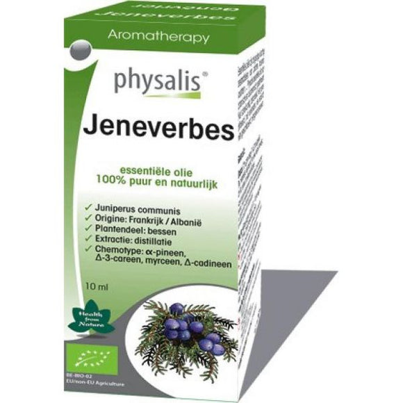 Óleo Essencial Zimbro 10ml - Physalis