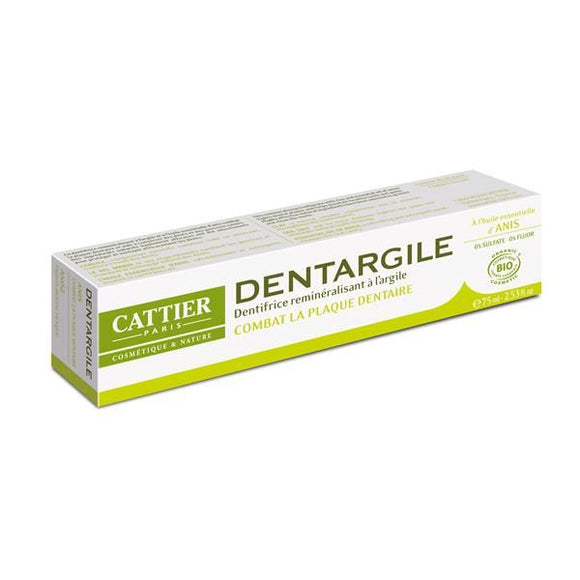 Pasta de Dente de Argila + Anis 75ml - Cattier