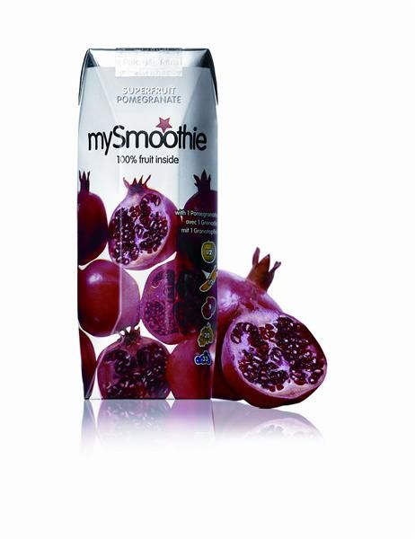 Smoothie de Romã 250ml - MySmoothie