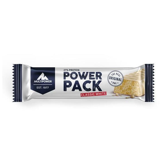 Barra Power Chocolate Branco 35g - MultiPower