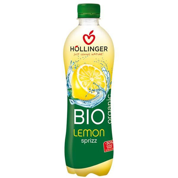 Limonada Gaseificada 500ml - Hollinger