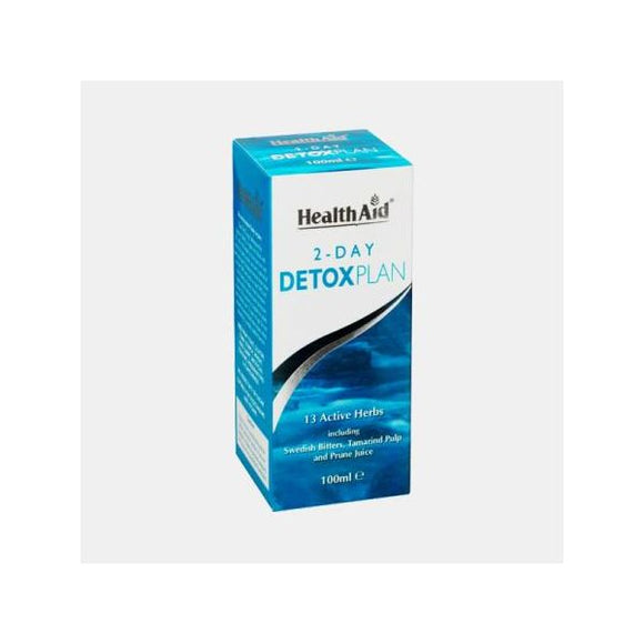 Detox Plan 2 Dias 100ml - Health Aid