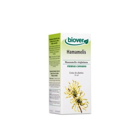 Hamamelis Virginiana 50ml - Biover