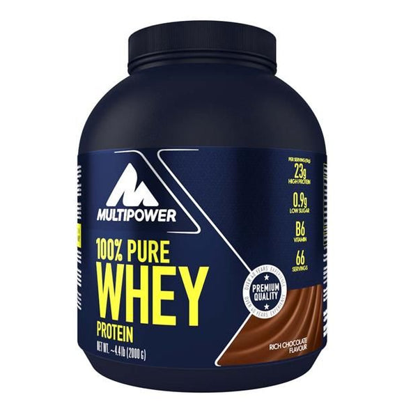 Pure Whey Protein Chocolate 2kg - MultiPower