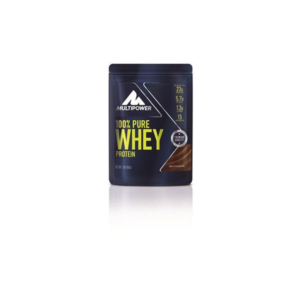 Pure Whey Protein Chocolate 450g - MultiPower