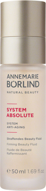 System Absolute Firming Beauty Fluid 50ml - Annemarie Borlind - Crisdietética