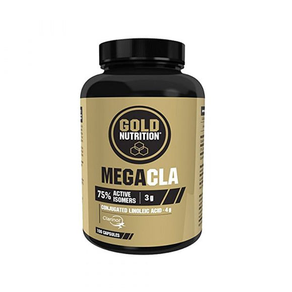 MegaCLA 1000mg A-80 100 cápsulas - GoldNutrition