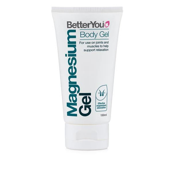 Magnésio Gel 150ml - Betteryou
