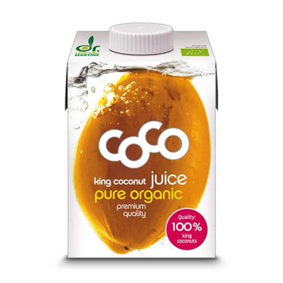 Água De Coco King Bio 500ml - Dr. Antonio Martins