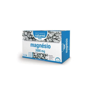 Strong Magnesium 20x15ml ampoules - Dietmed