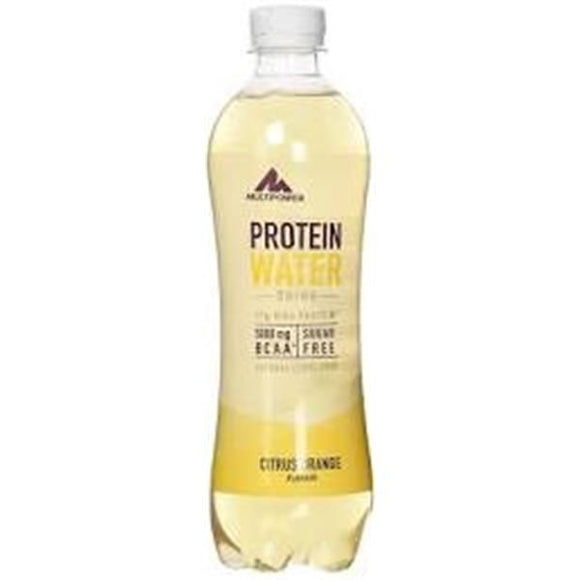 Bebida Protein Water Laranja 500ml - MultiPower