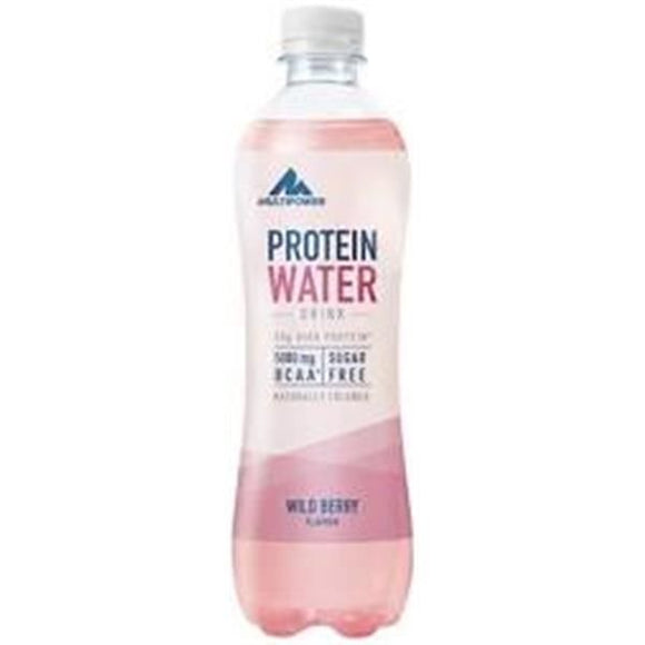 Bebida Protein Water Bagas 500ml - MultiPower