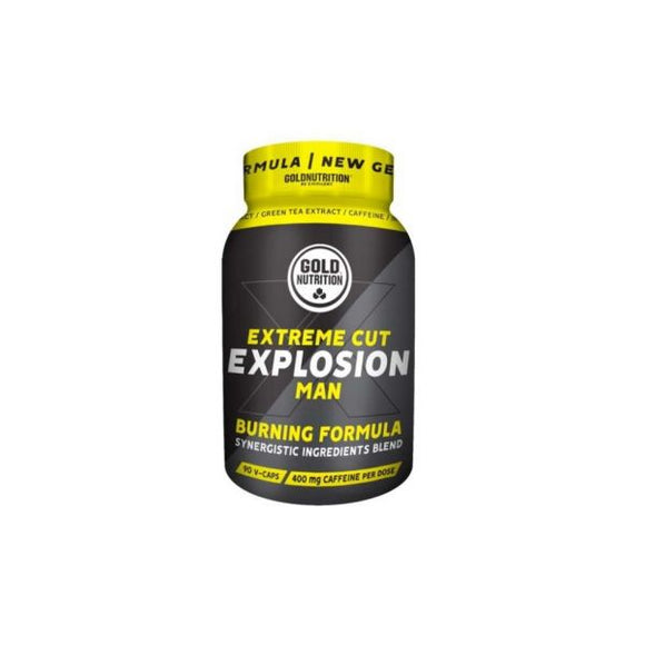 Extreme Cut Explosion Man 90 V-Caps - GoldNutrition
