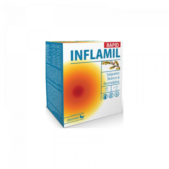 Inflamil 60 Comprimidos - Dietmed