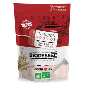 Infusion Rooibos Biological 100g - Biodyssee - Crisdietética