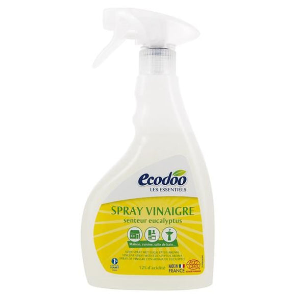 Spray Multiuso de Vinagre e Eucalipto 500ml - Ecodoo