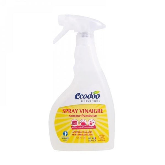 Spray Multiuso de Vinagre e Framboesa 500ml - Ecodoo