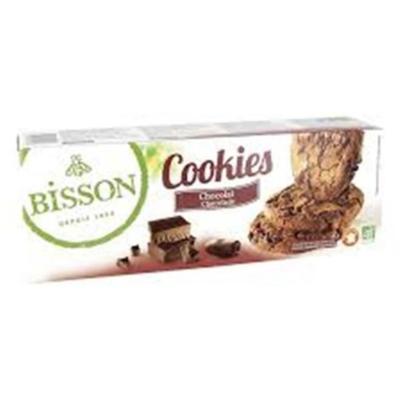 Bolacha Cookies Chocolate 200g - Bisson