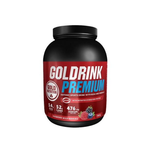 Gold Drink Premium 750g - Frutos Silvestres - GoldNutrition