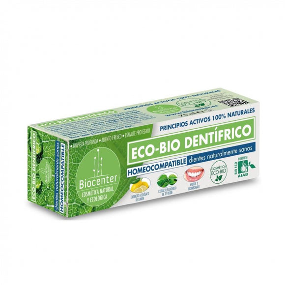 Pasta Dentifrica Limao Eco-Bio 75ml - Biocenter