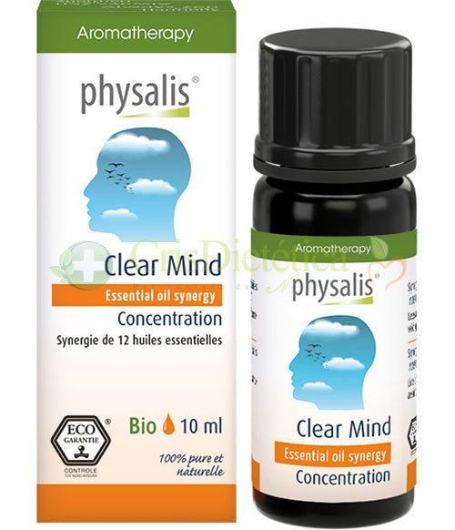 Synergy Clear Mind Bio 10ml - Physalis