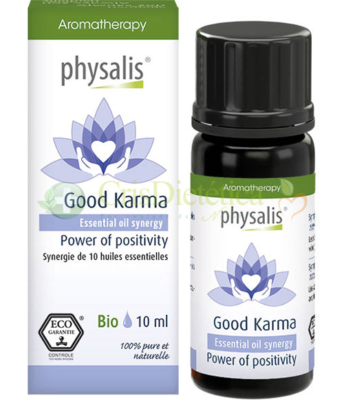 Synergy Good Karma Bio 10ml - Physalis