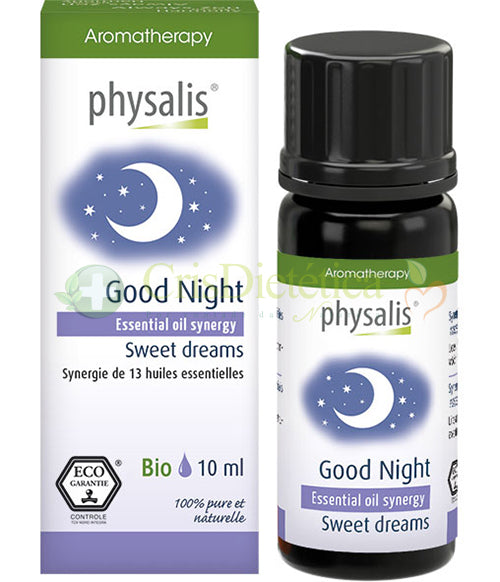 Synergy Good Night Bio 10ml - Physalis