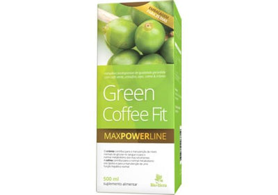 Green Coffee Fit (Café Verde) 500ml - Celeiro da Saúde Lda