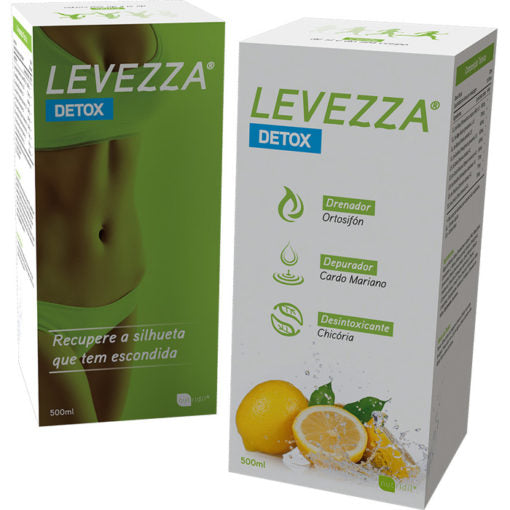 Levezza Detox 500ml - Nutridil