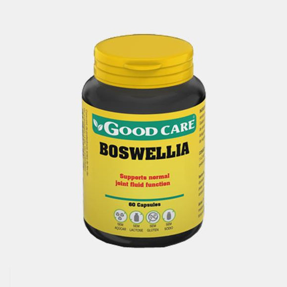 Boswellia 60 Cápsulas - Good Care