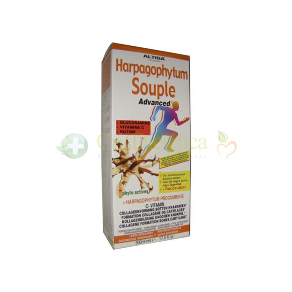 Harpagophytum Souple Advanced 500ml - Altisa - Crisdietética