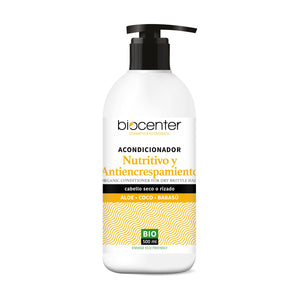 Acondicionador Top Anti Frizz  500ml - Biocenter - Crisdietética